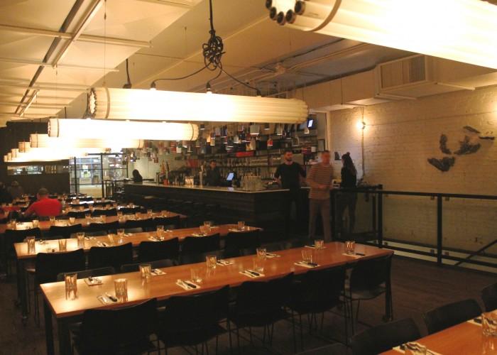 parts and labour parkdale bar live music restaurant burgers cocktails