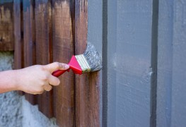 Five steps for prepping wood siding for painting
