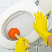 Easy fixes for a stubborn clogged toilet