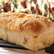 This simple cheese bread helps high blood pressure