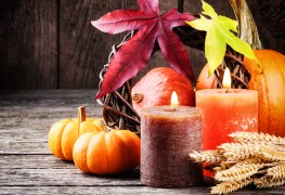 Learn to make homemade moulded candles