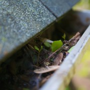 Fix a leaky gutter: a handy how to