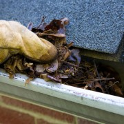 Simple tips that make cleaning gutters a snap