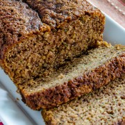 Easy-to-make carrot-zucchini sweet bread
