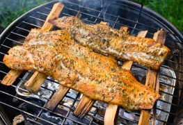 The 6 best woods for adding flavour to barbecued meat and fish