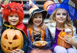 4 tips to hosting a fun kids' Halloween party