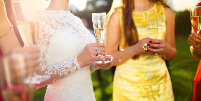 What to wear (and what to avoid) when you're a wedding guest