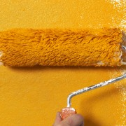 A handy 4 step guide to painting with rollers