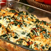 Meatless casseroles: fresh takes on a strata and a terrine