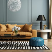 Picking the perfect area rug for your space