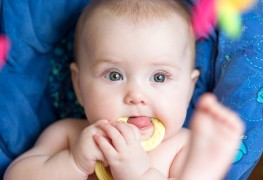 How can I prepare for my baby's teething?