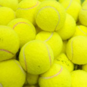 How to hit a tennis ball with spin