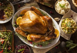 Timely tips for cooking a Thanksgiving turkey