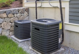 Choosing between a wall-mounted or a central heat pump