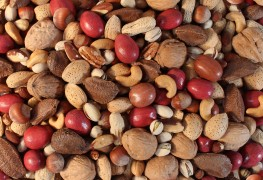 How to add more nuts to your healthy diet