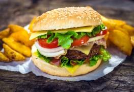 Eat to beat diabetes: healthier hamburger and fries