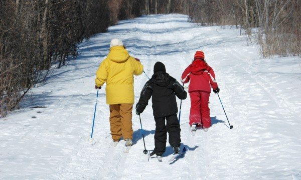 Cross-country ski adventures