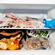 Pointers for safe and secure frozen food storage