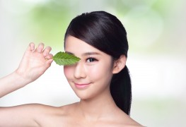 10 suggestions for natural skin care