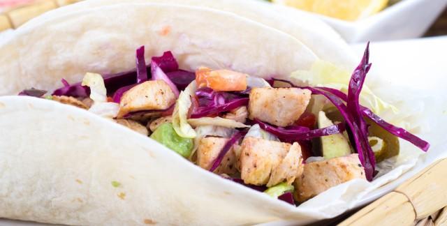 Mahi Mahi tacos: Variety in a soft shell