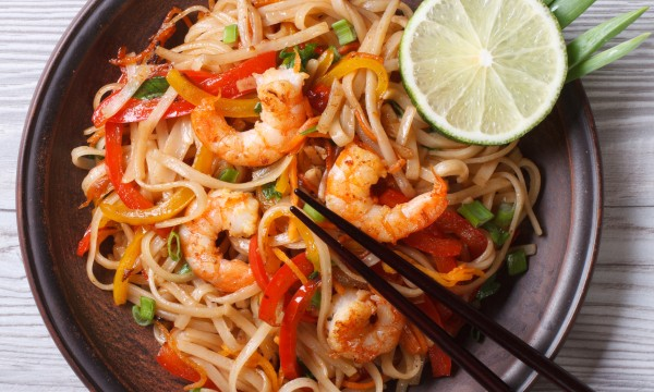 Simple Pad Thai recipe