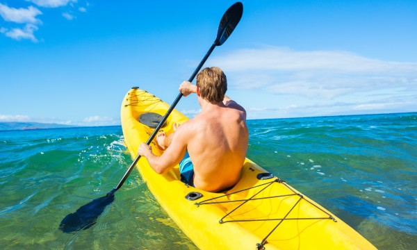 4 kayaking day trips in and around Toronto