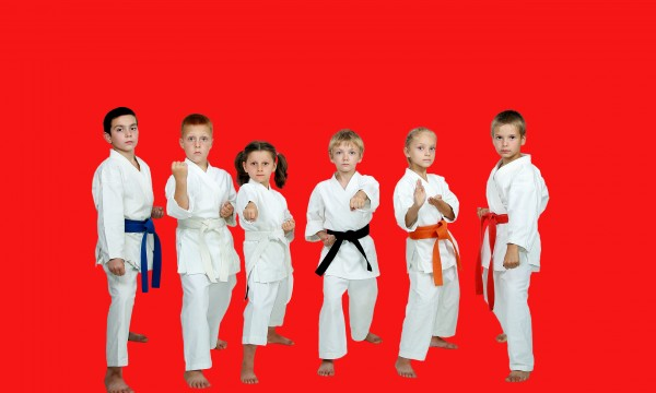 The best age to introduce a child to martial arts