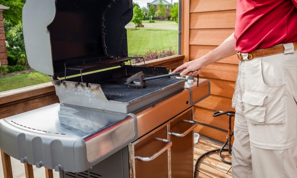 How to clean your barbecue to prep it for summer