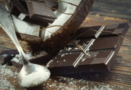 Kitchen wisdom: melt chocolate and open a coconut and no fail brownies
