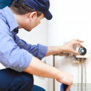 Signs your hot water tank may be overheating