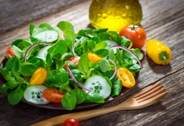 Vegetables for vitality:  glossary of salad greens
