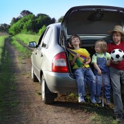 The secret to travelling with school-age children