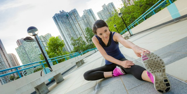 Get your heart pumping to reduce pain