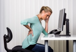 A few ways to help treat back pain