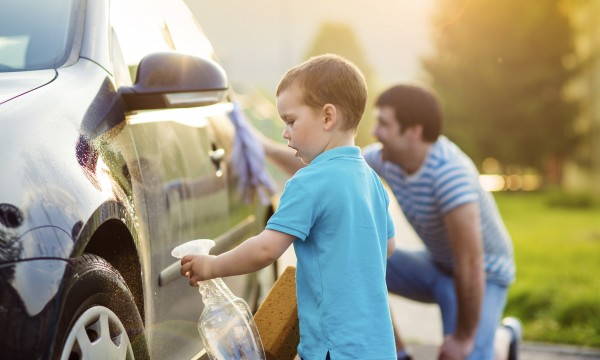 6 rules for raising healthy, responsible children