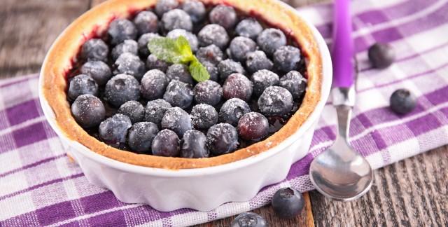 Growing blueberries in your backyard garden
