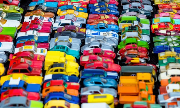 The unexpected fun (and surprising value) of used toys