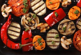 Great tips for a vegetarian barbecue