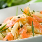 2 healthy seafood salads