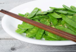 Sugar snap peas and high blood pressure