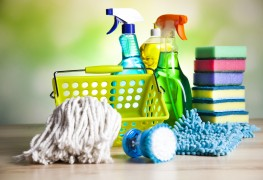 Learn the hidden dangers of household cleaners