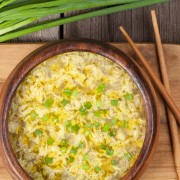 Protein kick: 2 savoury egg-based soups for your table