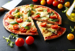Three unconventional pizza crust recipes