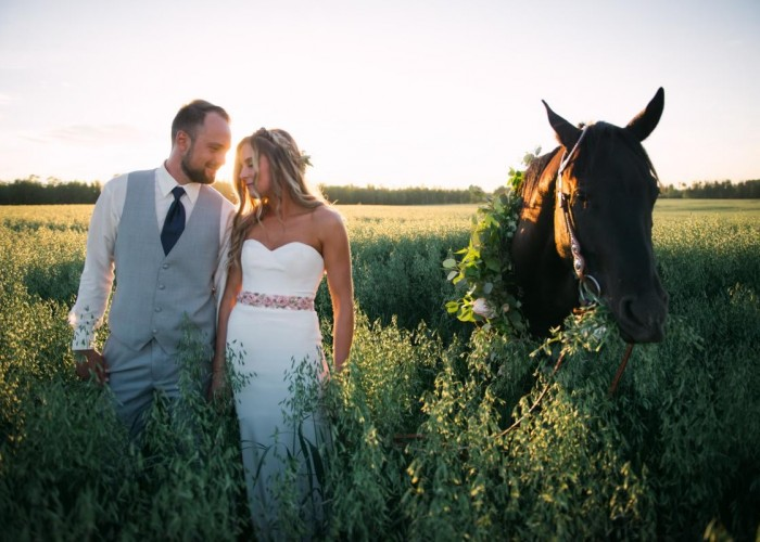 3Haus Photographics is a husband-and-wife photography team that specializes in wedding photography