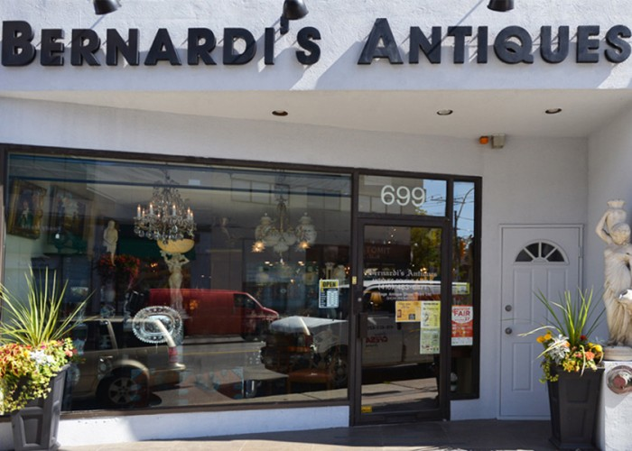 Bernardi 39 S Antiques Toronto Business Story