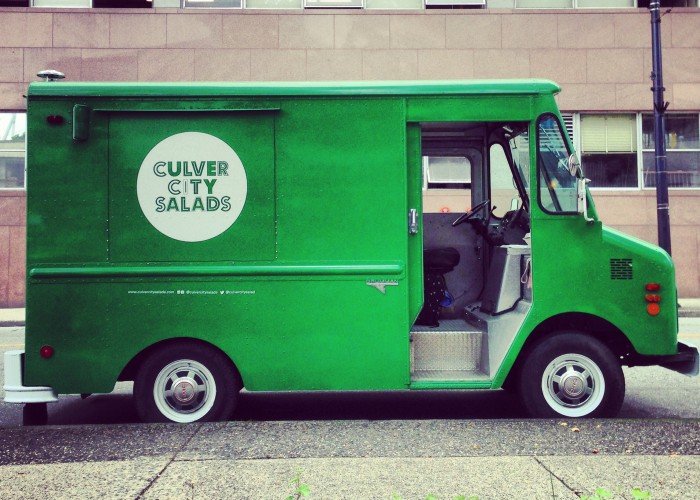 Food Truck Culver City Today