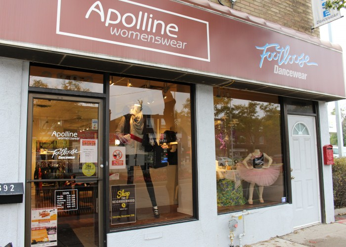 Footloose Dancewear, Appoline Activewear, dance shoes, dance accessories, bodysuits, pointe shoes, ballet, jazz, tap, women's fashion