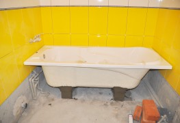 5 key steps to installing a bathtub