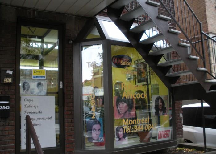 Salon Robert Allicock - Hair salon, Relaxer, Hairstylist