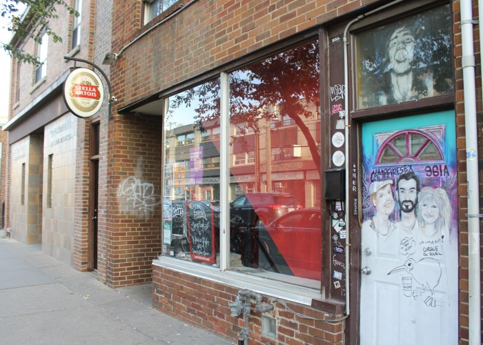 The Smiling Buddha - Live music, comedy, alcohol, snack bar, weekend brunch, all-you-can-eat waffles